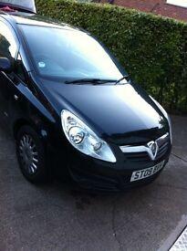 Vauxhall corsa life hatch back 1l
