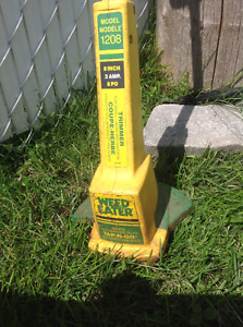 Coupe bordure (weed eater)
