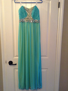 Gorgeous Prom/ Graduation Dress Sz 12
