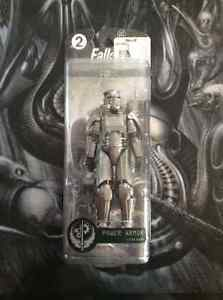Figurine fallout power armor