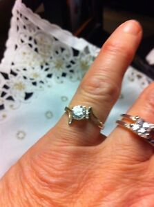 Silver rings reduced to $20.00 each