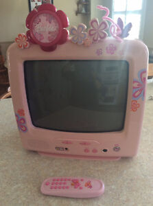 New Price - Barbie TV, DVD player and Phone