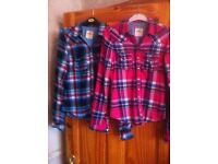 Girls hollister shirts