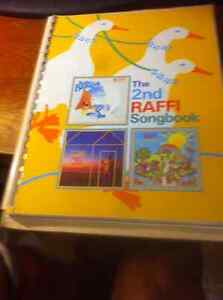 Raffi's Music Book