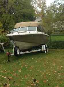 Free boat when you buy trailer