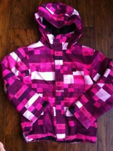 Girls DC Winter Jacket size XS