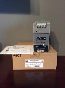 SOLAHD  SDN-9-12-100P  AC/DC DIN Rail Power Supply (NIB)
