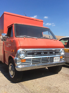 1974 Ford E-Series Van Other