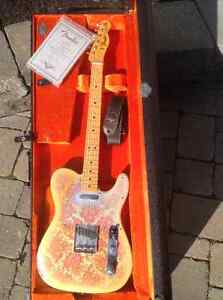 Custom Shop 1969 Paisely Telecaster & MORE