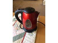 Fast boil 3 kw kettle.