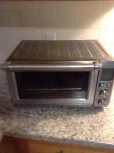 Breville toaster oven.