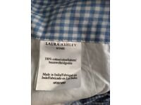 BARGAIN at £50 Laura Ashley Curtains and single bedding