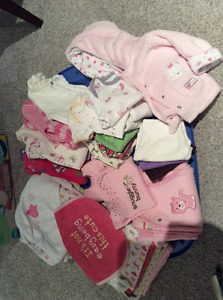 Baby Girl Clothing & Extras