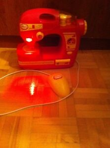 Lalaloopsy Deluxe Sewing Machine Toy , like new- $10