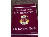 Key stage 3 mathematics revision guide by CGP