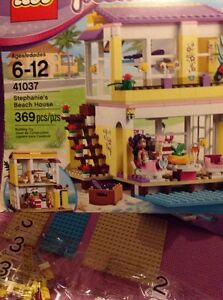 Lego friends ,stephanies beach house