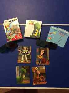 Toy Story 3 3D Card Game