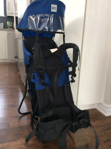 Baby child carrier - backpack