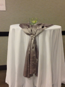 Wedding and Banquet Linens For Sale