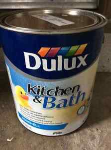 Dulux kitchen and bath paint - full gallon can!!!!!
