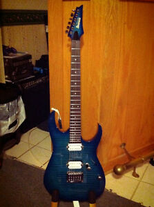 Ibanez RG1421 Prestige with case