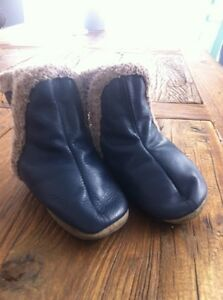Booties 6-12 mois