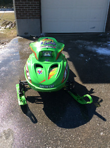 Arctic cat ZR 120 for sale
