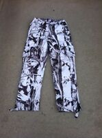 Camo Winter/Snow Pants
