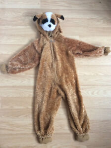 costume d'halloween CHIEN 5-7 ans