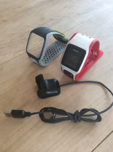 Montre GPS TomTom Runner Cardio watch