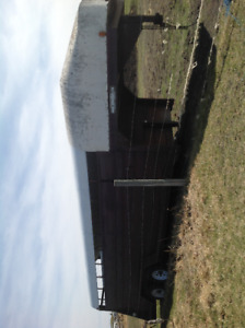 Horse /stock trailer for sale