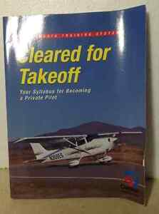 Cleared for Takeoff Multimedia Training System book and cd set Cambridge Kitchener Area image 5