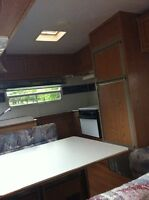 5th wheel camper for sale, end of season deal