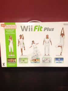 console Wii + Wii Fit