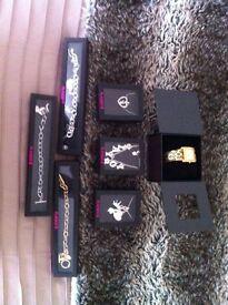 Playboy bunny jewellery