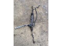 BMW E46 steering rack genuine Bmw part!