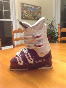Bottes de ski pour fille Jr3
