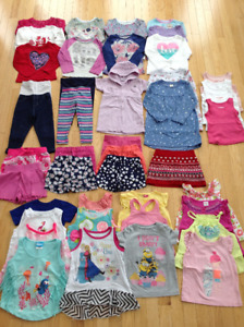 Girl's Size 18-24 Months and 2T Clothes
