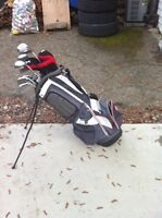Pro select golf clubs regripped!!!