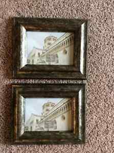 Sheffield Home, 2, 5x7 Picture Frames REDUCED Sarnia Sarnia Area image 1