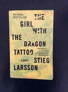 The girl with the Dragon Tattoo: Steig Larsson - Paperback
