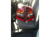 Vauxhall Astra sxi rear lights