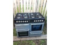 Flavel double cooker