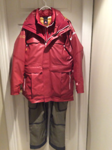 Just Home From Korea!!-Olympic Freestyle Jacket& Pants