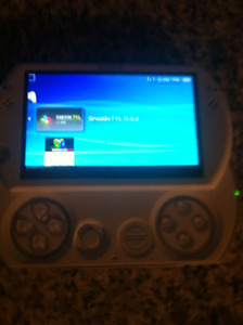 Modded psp go plays snes games and n64 games and psp 120 obo
