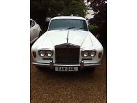 1972 Rolls Royce Silver Shadow 1