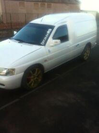 Ford escort van ..£750 Ono 1 years mot