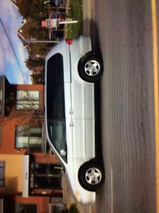2001 Honda Odyssey Silver Minivan,  FOR FEBRUARY 1ST ONLY