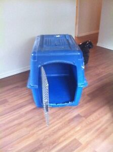 Must go ASAP! Large dog kennel