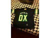 WWF DX jersey